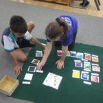 Montessori kids learning for the future