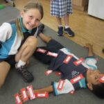 Dolphins Montessori Skeleton learning