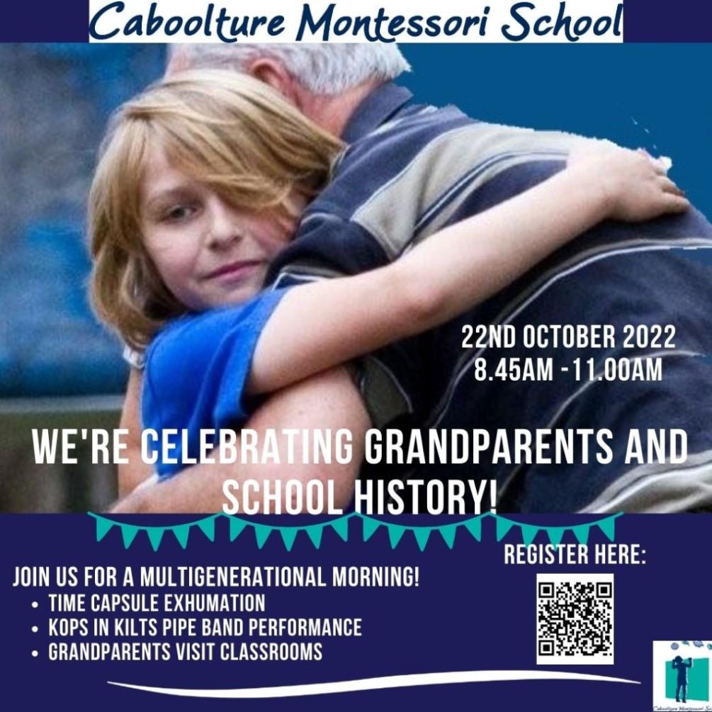 Grandparents Day at Caboolture Montessori Day